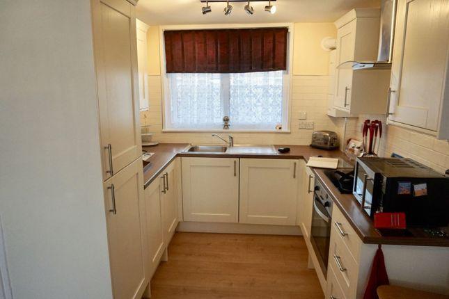 Kitchen of Tiptree Crescent, Clayhall, Ilford IG5