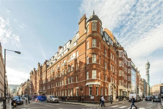 Thumbnail Flat for sale in Eastcastle Street, London
