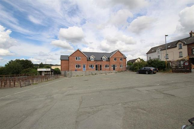 Thumbnail Terraced house for sale in Builth Wells, Powys