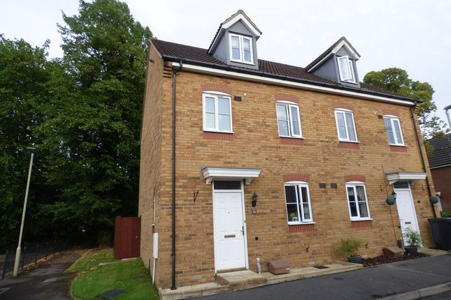 Thumbnail Semi-detached house for sale in Youngs Orchard, Abbeymead, Gloucester