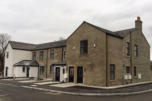 2 bed flat for sale in The Ladybarn, Ladybarn Lane, Milnrow, Rochdale