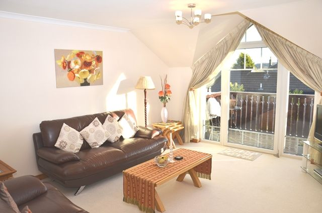 Thumbnail Flat to rent in St Devenicks Crescent, Cults, Aberdeen