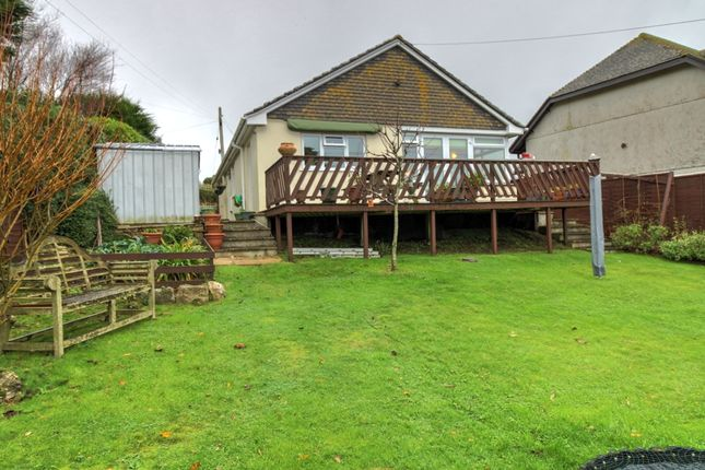 Thumbnail Bungalow for sale in The Valley, Porthcurno, St. Levan, Penzance