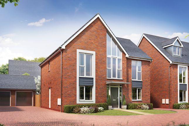 Thumbnail Detached house for sale in Blythe Bridge, Stoke-On-Trent