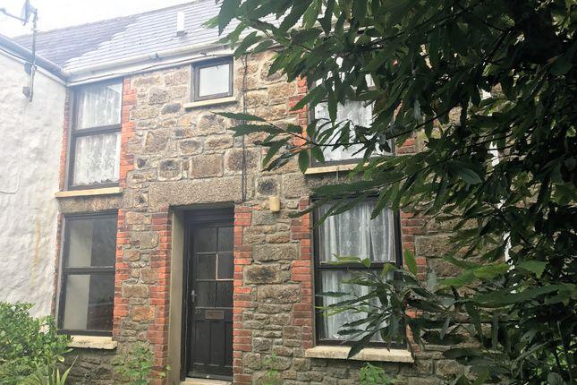 Thumbnail End terrace house for sale in Lower Pengegon, Pengegon, Camborne