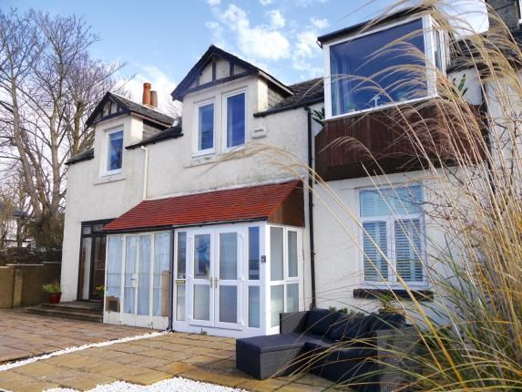 Thumbnail Flat for sale in Ferry Row, Fairlie, Largs, North Ayrshire