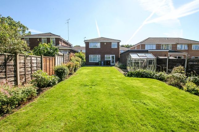 Thumbnail Detached house to rent in Gillan Road, Wigan