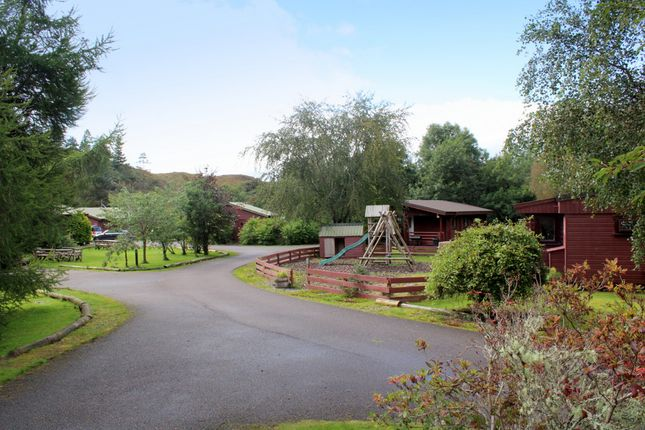 Thumbnail Leisure/hospitality for sale in Duirinish Holiday Lodges, Plockton