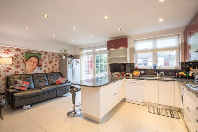 Thumbnail Semi-detached house for sale in Chase Road, Southgate, London