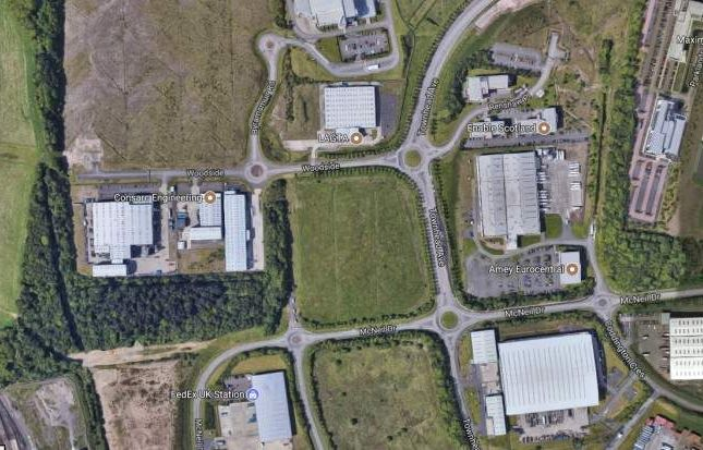 Thumbnail Land for sale in Townhead Avenue, Motherwell