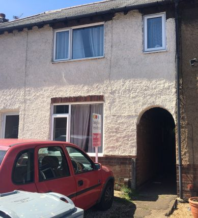 Thumbnail Town house for sale in Brading Avenue, Grantham, Lincolnshire