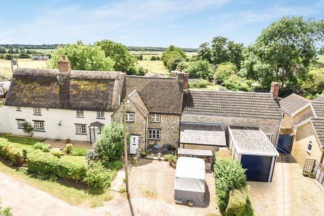 Thumbnail Terraced house for sale in Juniper Hill, Brackley