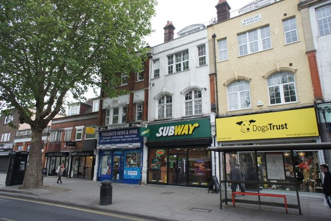 Thumbnail Flat for sale in High Road, Whetstone