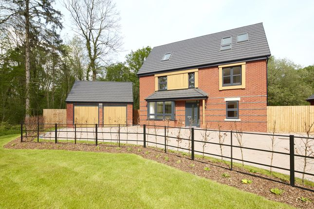 "Thumbnail Detached house for sale in ""Ash"" at Barrow Gurney, Bristol"