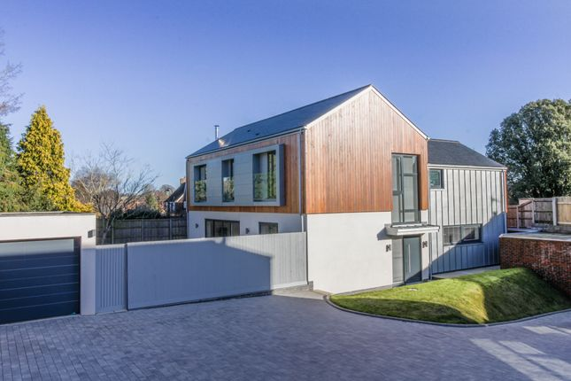 Thumbnail Detached house for sale in Broughton, Stockbridge, Hampshire