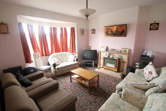 Thumbnail Semi-detached house for sale in Braunstone Avenue, Leicester