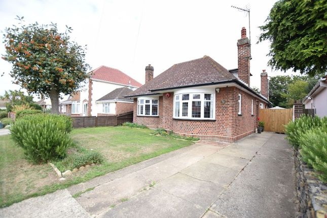 Thumbnail Detached bungalow for sale in Boley Drive, Clacton-On-Sea