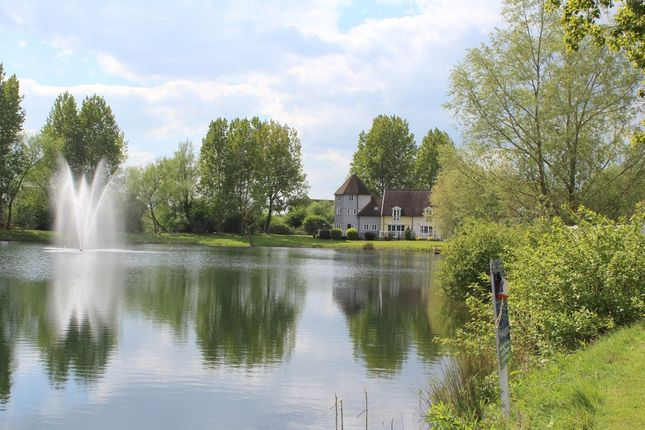 Thumbnail End terrace house for sale in Isis Lake, Cotswolds Water Park, Nr Cirencester