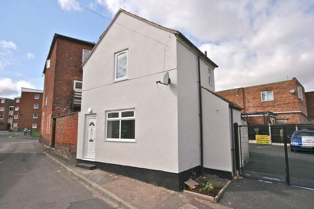 Thumbnail Detached house for sale in New Hall Road, Wellington, Telford