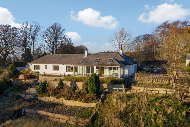 Thumbnail Detached bungalow for sale in The Stables, Mauldslie Road, Carluke