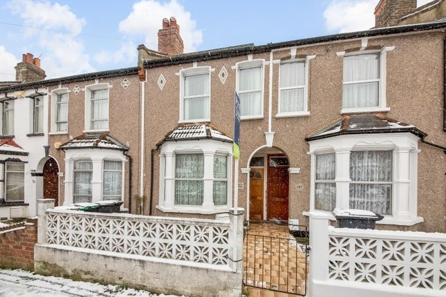 Thumbnail Terraced house for sale in Crofton Park Road, London