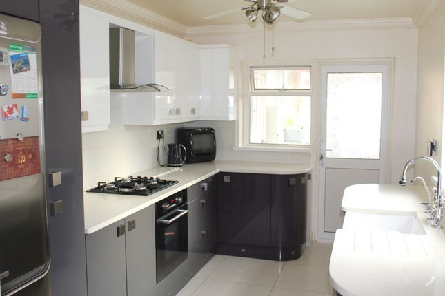Thumbnail Terraced house to rent in Strone Road, London, Newham