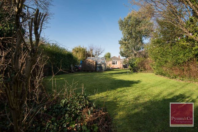 Thumbnail Detached bungalow for sale in Stafford Avenue, New Costessey, Norwich