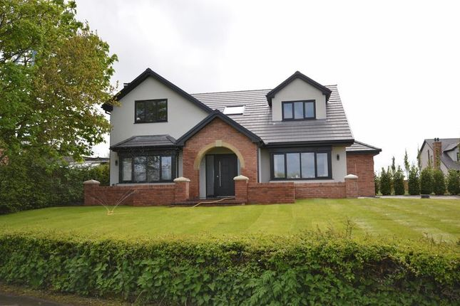 Thumbnail Detached house for sale in Town Lane, Much Hoole, Preston