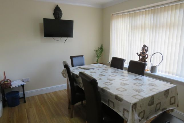 Dining Room of Jersey Court, Little Billing, Northampton NN3