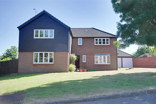 Thumbnail Detached house for sale in Cambridge Road, Stansted, Essex