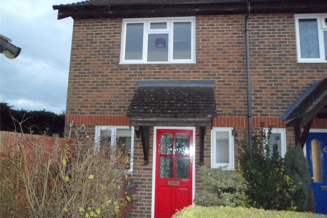 Thumbnail Terraced house to rent in Searing Way, Tadley, Hampshire