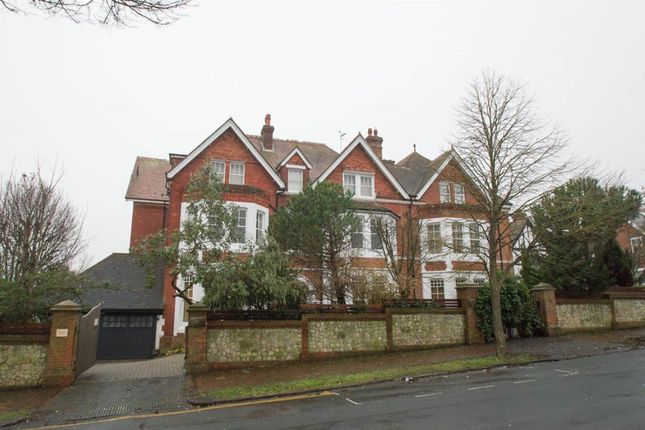Thumbnail Flat to rent in Bolsover Road, Eastbourne