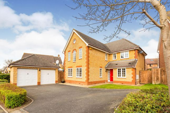 Thumbnail Detached house for sale in Stone, Aylesbury