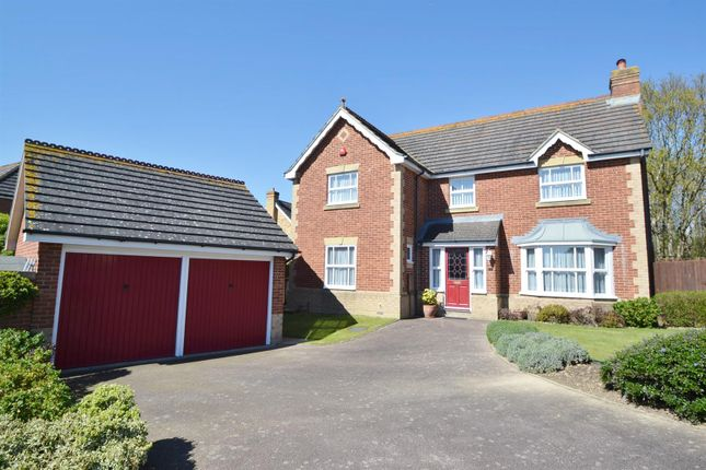 Thumbnail Detached house for sale in Banner Way, Stone Cross, Pevensey