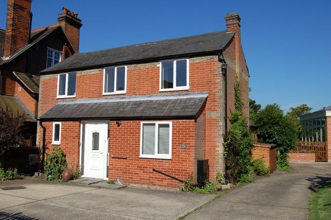 Thumbnail Detached house for sale in Warrington Road, Ipswich