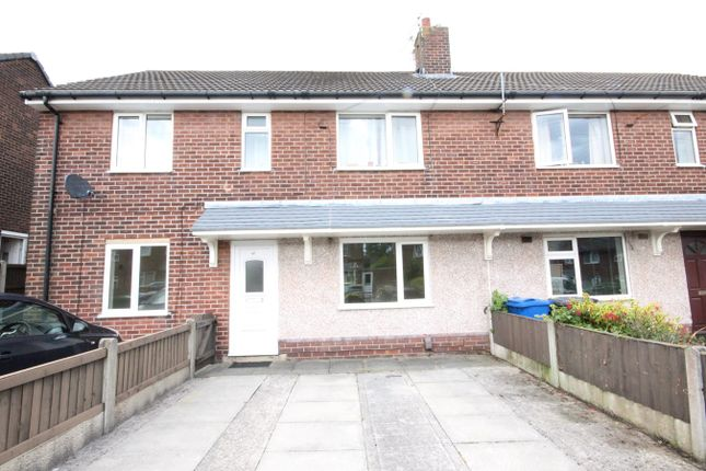 Thumbnail Flat to rent in St Elizabeths Road, Aspull, Wigan