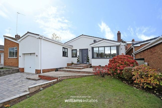 Thumbnail Detached bungalow to rent in Rose Hill, Holywell