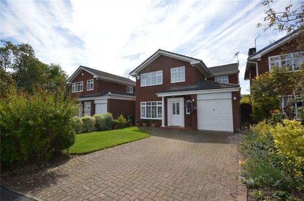 Thumbnail Detached house for sale in Orston Crescent, Spital, Merseyside