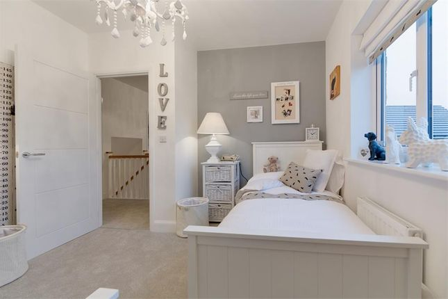 """3 bedroom semi-detached house for sale in """"The Stretton"""" At Ladyburn Way, Hadston, Morpeth NE65, Hadston,"""