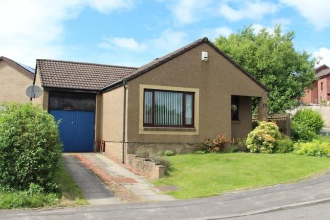 Thumbnail Bungalow for sale in Kierhill Road, Cumbernauld, Glasgow, North Lanarkshire