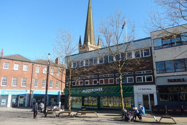 Thumbnail Office to let in 1-3 Bull Ring, Wakefield