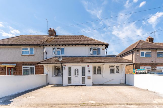 Thumbnail Semi-detached house for sale in North Road, West Drayton