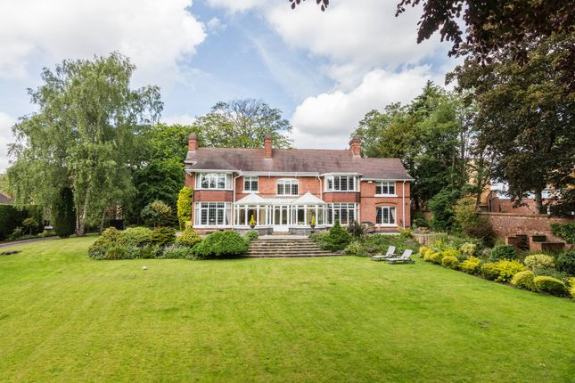 Thumbnail Detached house for sale in Woodlands, Mapperley Park, Nottingham