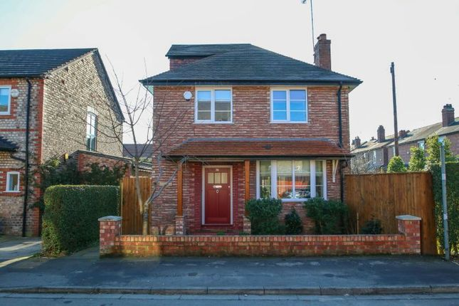 Thumbnail Detached house for sale in York Road, Bowdon, Altrincham