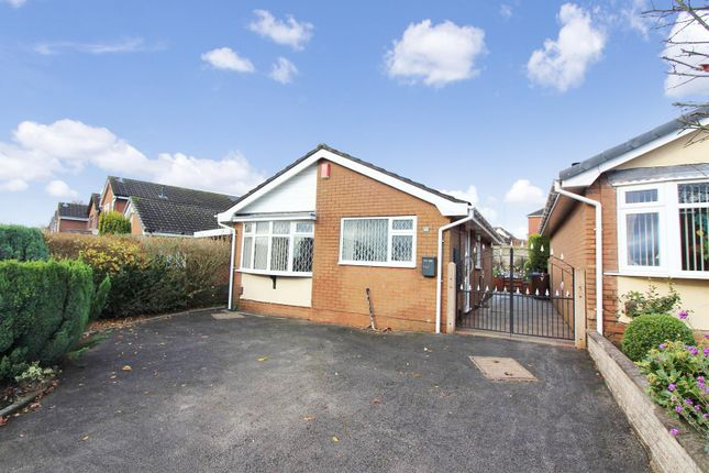Thumbnail Detached bungalow for sale in Chatsworth Drive, Werrington, Stoke-On-Trent