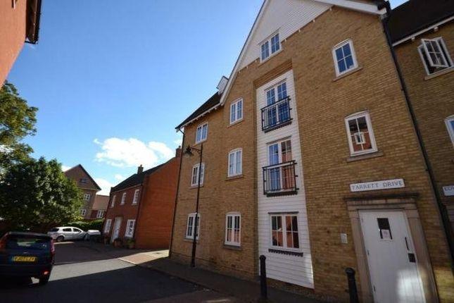 Thumbnail Flat to rent in Tarrett Drive, Colchester