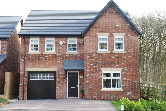 "Thumbnail Detached house for sale in ""Harley"" at D'urton Lane, Broughton, Preston"