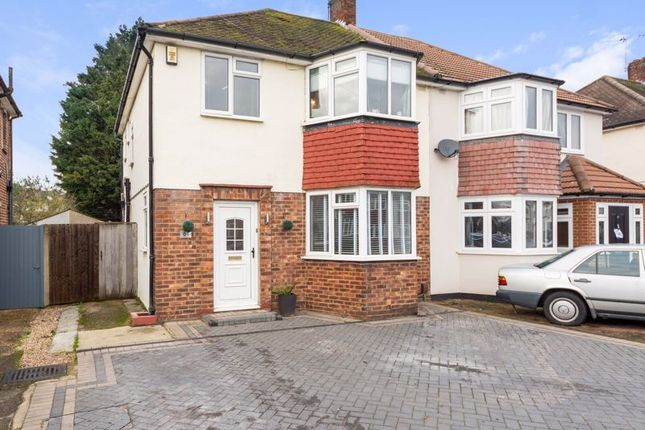 3 bed semi-detached house for sale in Riverside Road, Sidcup DA14