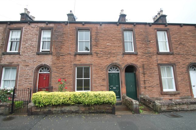 Thumbnail Terraced house to rent in 6 Wordsworth Terrace, Penrith, Cumbria