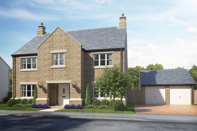 Thumbnail Detached house for sale in Plot 13, West Farm, Fulwell Lane, Faulkland, Somerset